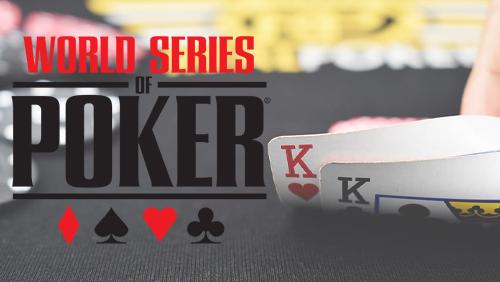 Gelang WSOP menang dalam tiga acara tanpa batas