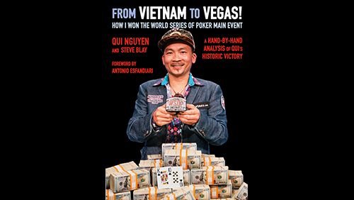 Poker in Print: From Vietnam to Vegas (2017)