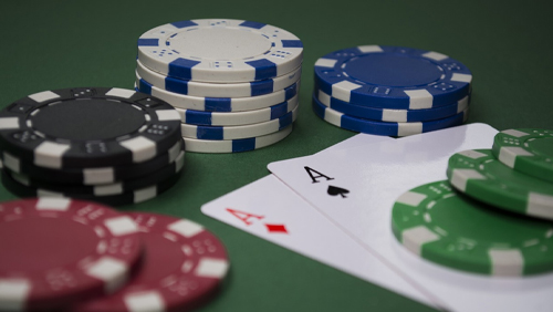 Poker on Screen Spesial: Poker Professional League Draft (1999)