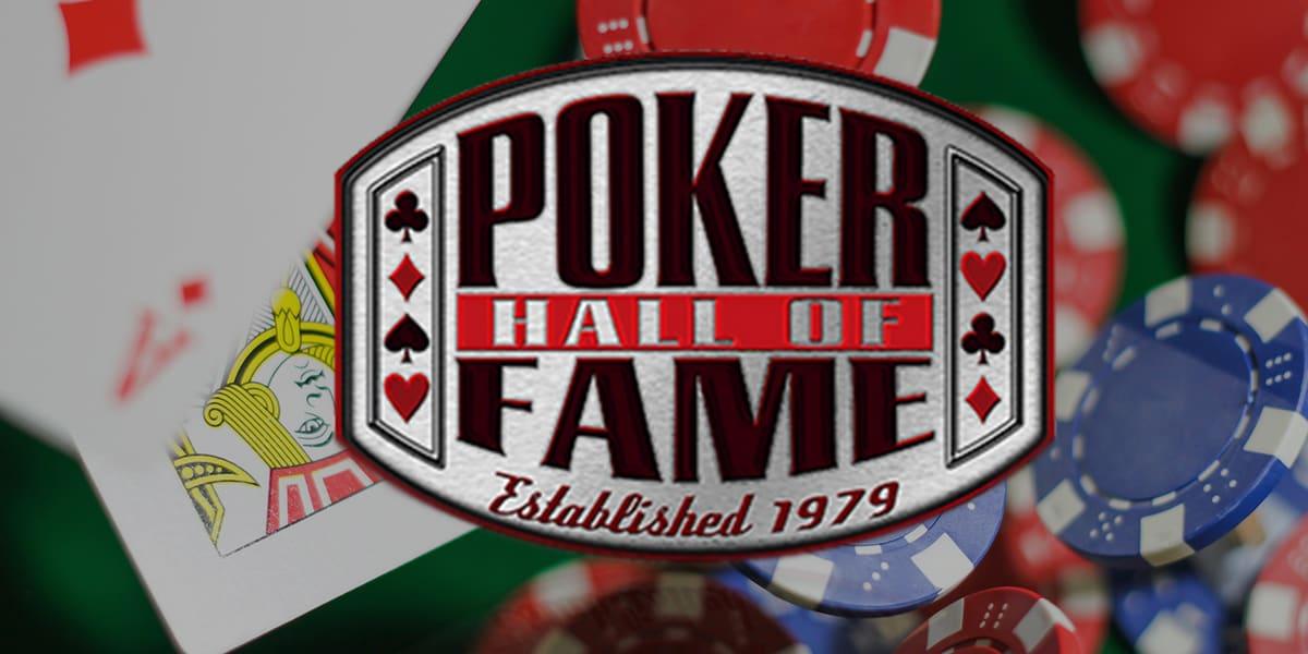 Sepuluh terakhir untuk memutuskan entri Poker Hall of Fame pada 30 Desember