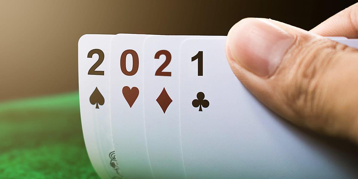 Tujuh Resolusi Tahun Baru Poker untuk 2021