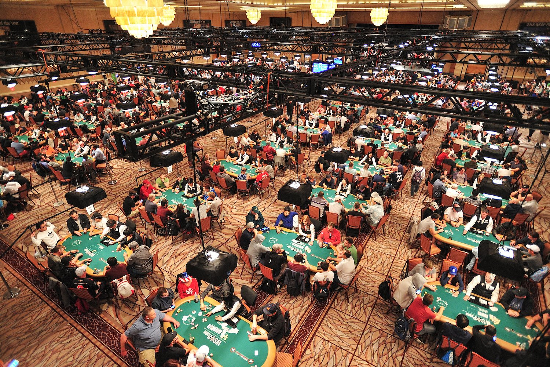 2021 Wsop poker vegas