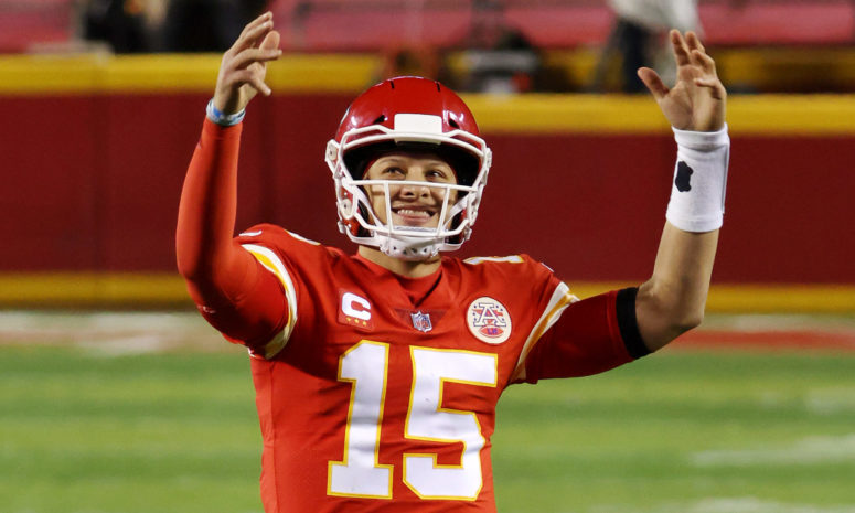 Mahomes super bowl