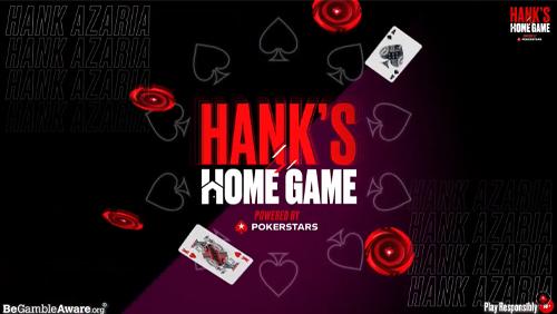 Poker on Screen: Hank's Home Game (2021)