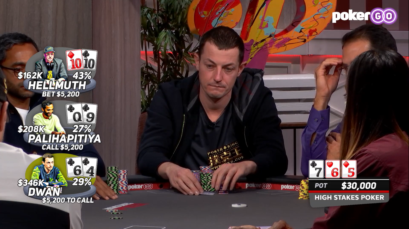 Tom Dwan high stakes poker