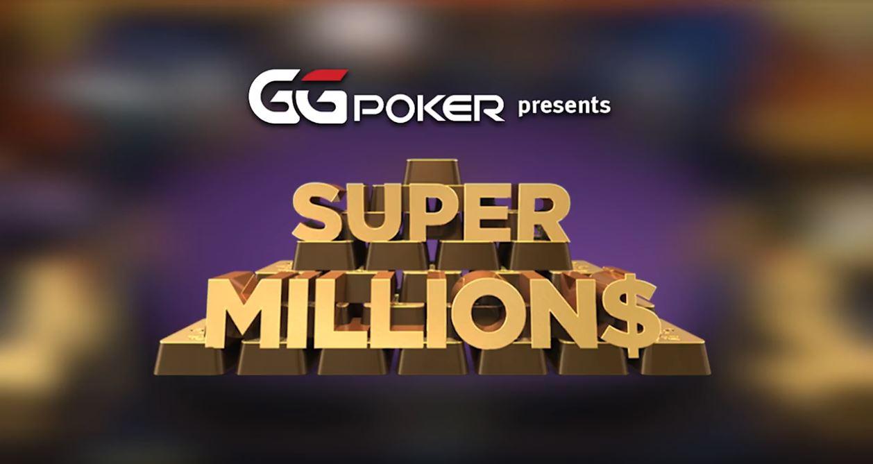 ggpoker super millions poker