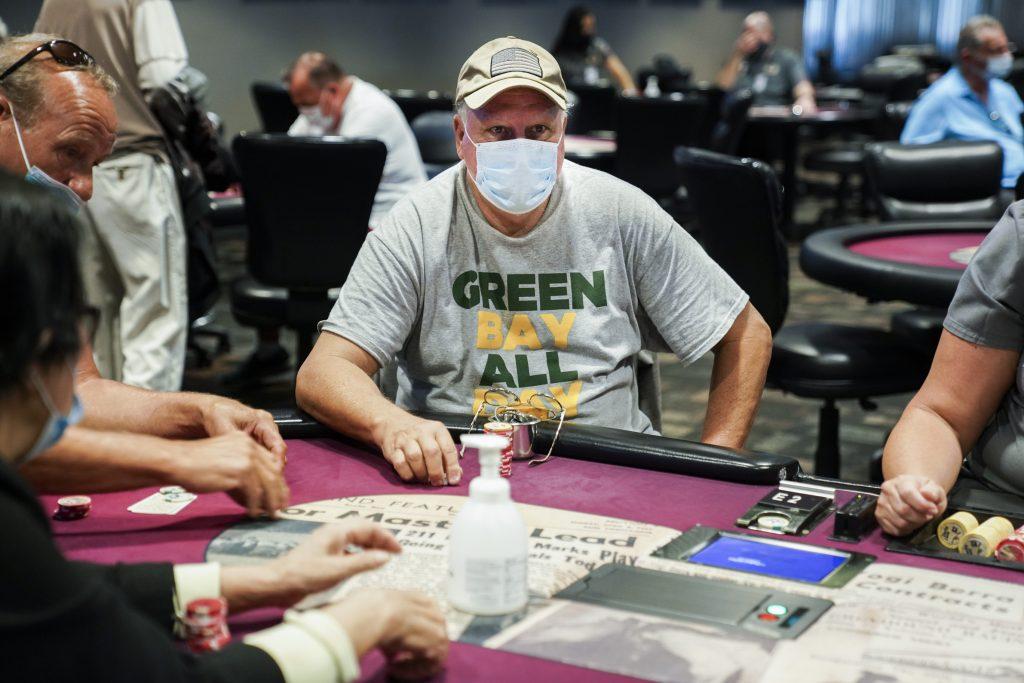 live poker coronavirus