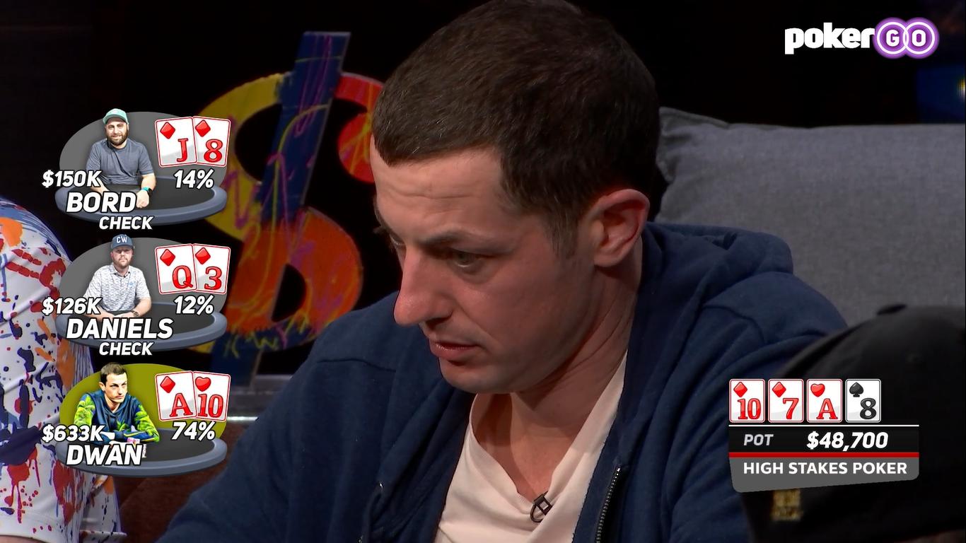 tom dwan high stakes poker