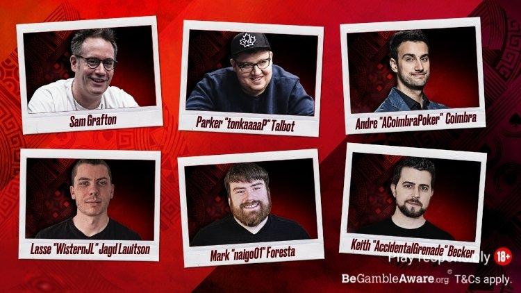 PokerStars ambassadors
