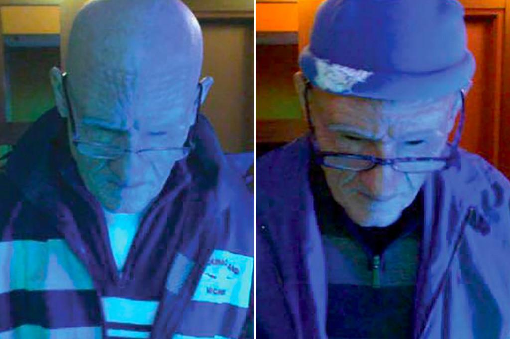 John Colletti prosthetic mask