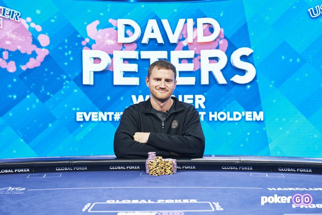 david peters us poker