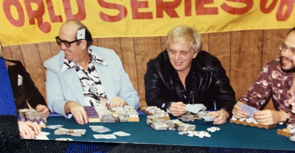 Doyle Brunson Chip Reese WSOP
