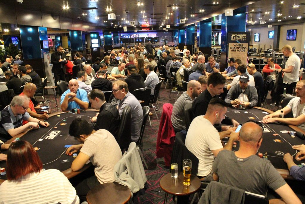 Grosvenor Casino Victoria GUKPT