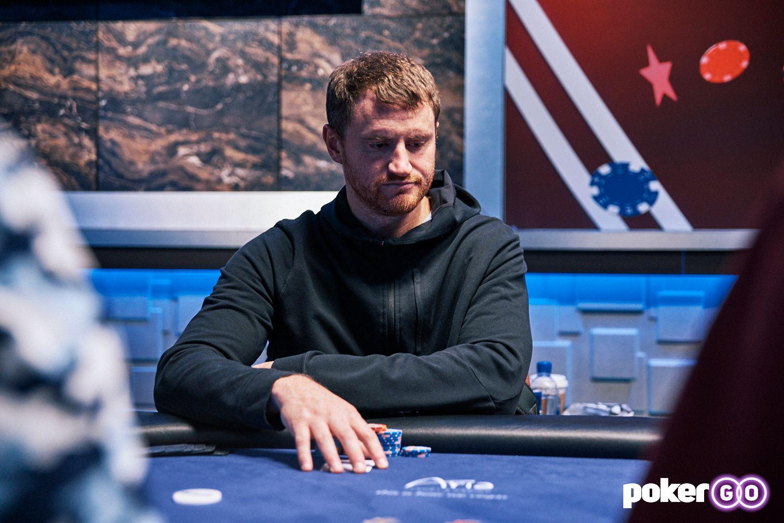 david peters poker uspo